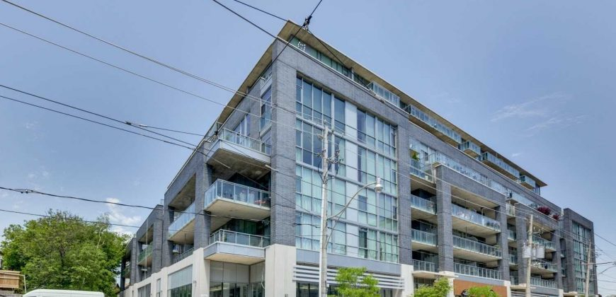409-510 King Street East (Corktown District Lofts)