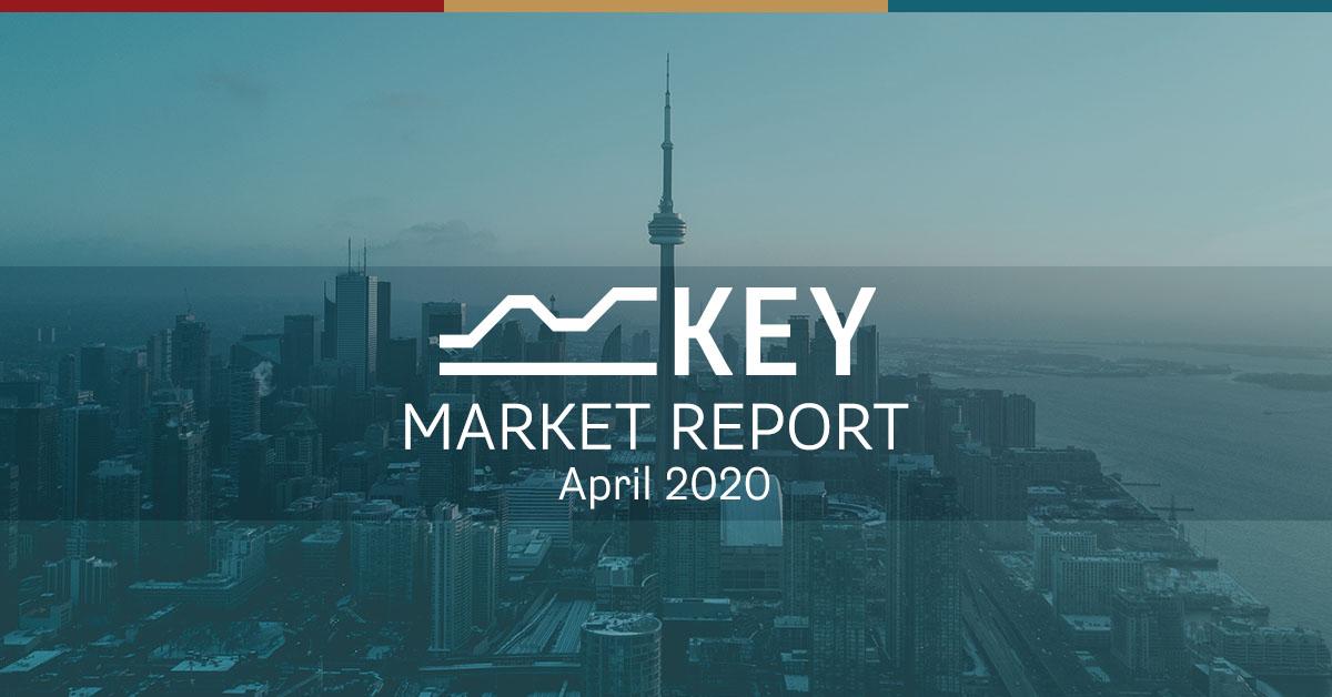 toronto real estate market report april 2020
