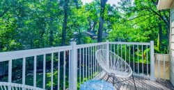 LUSH AND TRANQUIL – BEAUTIFUL HOME IN BIRCH CLIFF